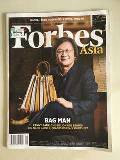Forbes Asia June 2018