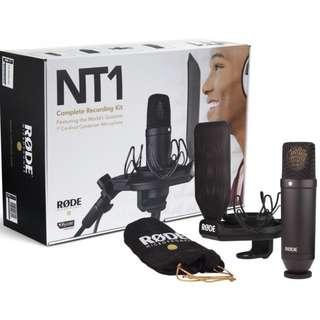 Rode Mic - NT1 Kit