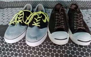 Nike janoski & jack purcell package for sale or swap