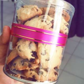 Cookies chocohip+almod