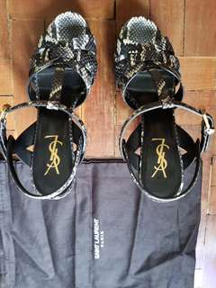 Pre loved YSL Tribute size 37 - worn 3x only