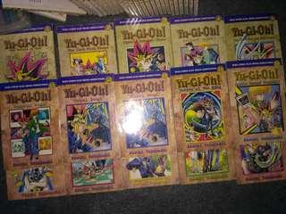 Jual komik Yu-Gi-Oh