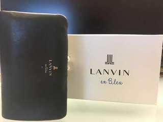 Lanvin en Bleu 銀包