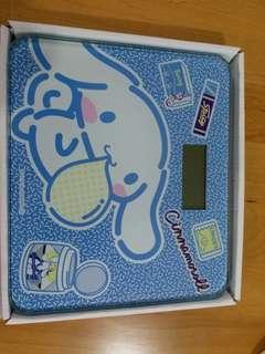玉桂狗 電子磅