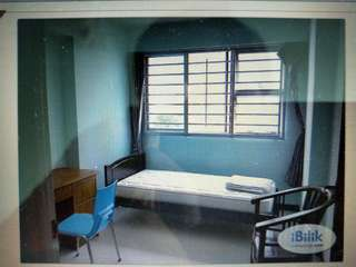 Hougang room for rental.