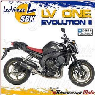 LV one evo 2 carbon fibre endcan