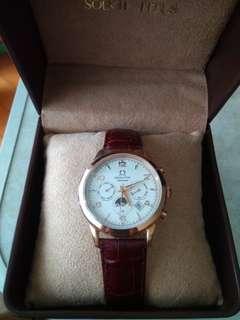 全新 Titus Watch 自動手錶