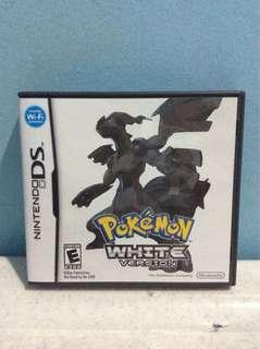 Pokemon White - Nintendo DS