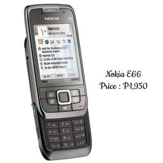 Refurbished Nokia E66