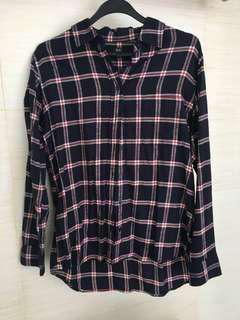🚚 uniqlo basic flannel