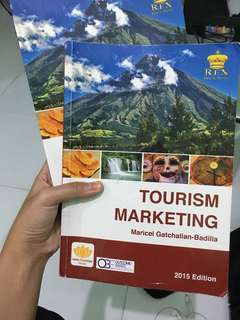 Tourism marketing book