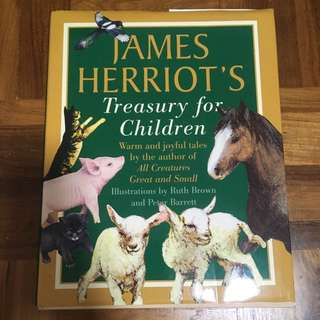 James Herriot Treasury for children