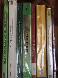 Grade 7 books (k-12 compliant