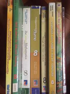 Grade 8 books (k-12 compliant)