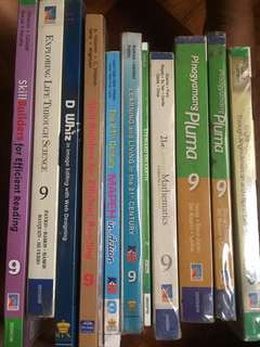 Grade 9 books (k-12 compliant)