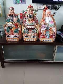 Fu Lu Shou statutes