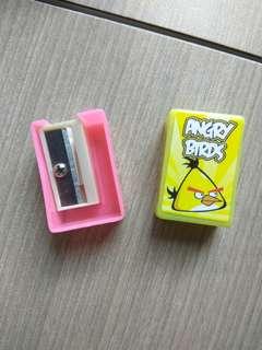 迷你鉛筆刨(購物滿$30的贈品)
