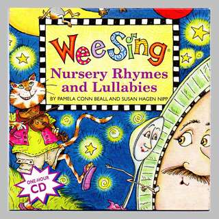 Wee Sing Nursery Rhymes and Lullabies Audio CD -- 00167
