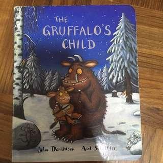 Gruffalo's child board book