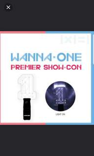 [LF] Wanna one premier fancon lightstick