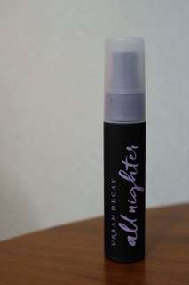 Urban Decay All Nighter Makeup Settingspray (travel size)
