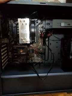 暑假砌機 全新i7 8700 8gb ram 128 ssd