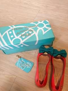 Vivienne Westwood x Melissa 水鞋