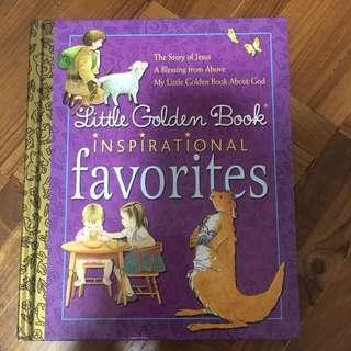 Little golden book inspirational favorites