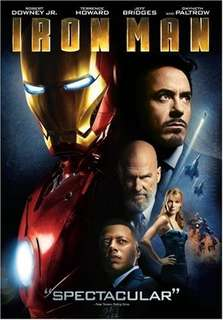 DVD Code 1 Brand New Iron Man