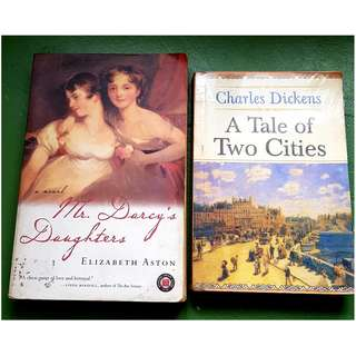 Book Bundle: Mr Darcy's Daughter / A Tale of Two Cities