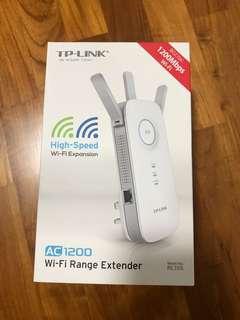 TP-Link AC1200 WIFI Range Extender – RE355