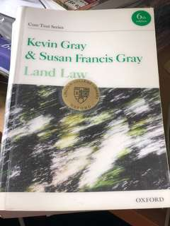 Land Law by Gray and Gray