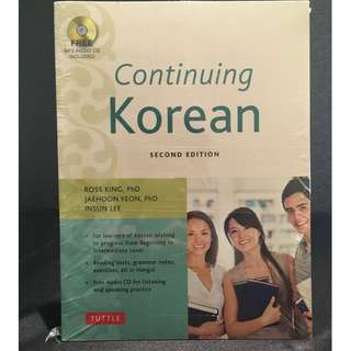 Korean / Continuing Korean (2nd Edition)