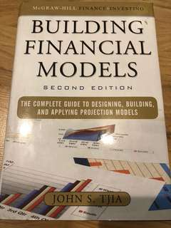 Building financial models (2nd edition)