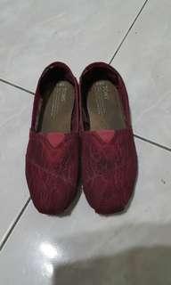 TOMS女鞋6.5碼