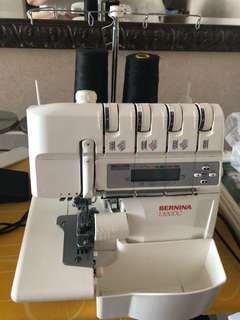 Bernina Overlock Machine 1300DC