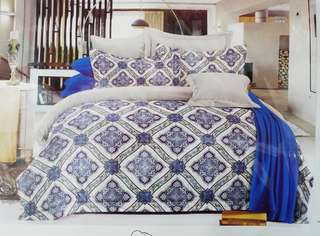 Patchword bedsheet china / cadar patchwork