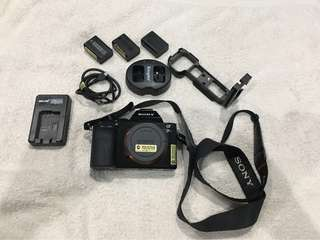 Reduced Price : Sony A7R set