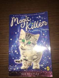 Magic kitten