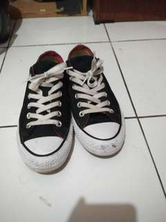 converse size 39