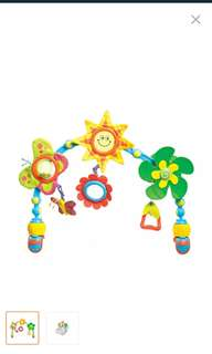 Tiny Love Sunny Stroller Arch toy