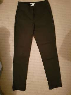 H&m slim work pants