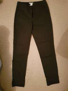H&m slim work pants