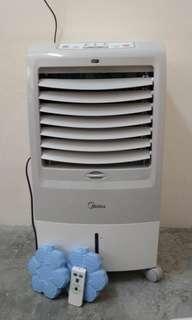 Midea Air Cooler 15L