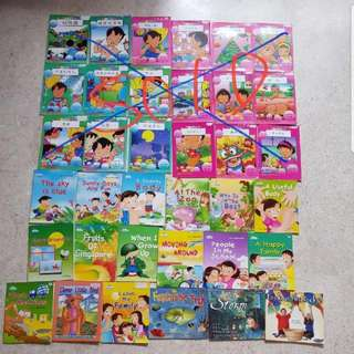 Nursery educational books