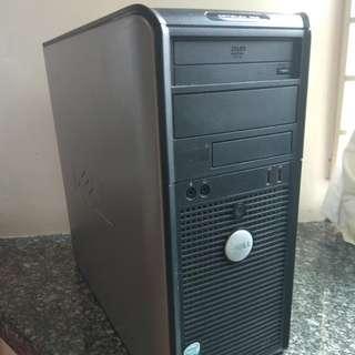 Dell 原裝主機殼連舊配件