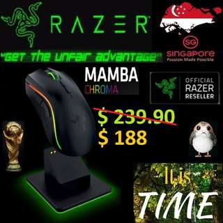 Razer Mamba 16000 Chroma.