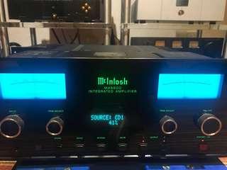 Ma 6600 integrated amp