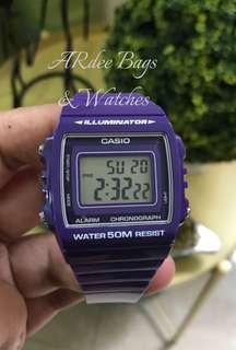 💯 Authentic Casio Watch W-215H