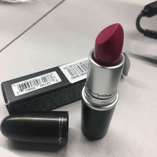 Mac Lipstick New: Girl About town